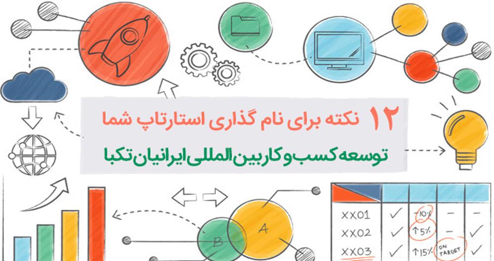 توسعه کسب و کار بین المللی ایرانیان
